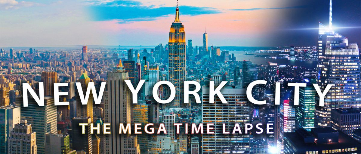 Permalien à: New York City – The Mega Time Lapse