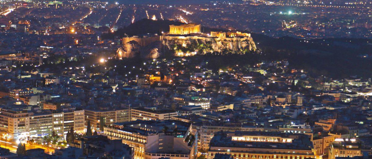 Permalien à: Athènes, rendez-vous à la frontière de l'Europe