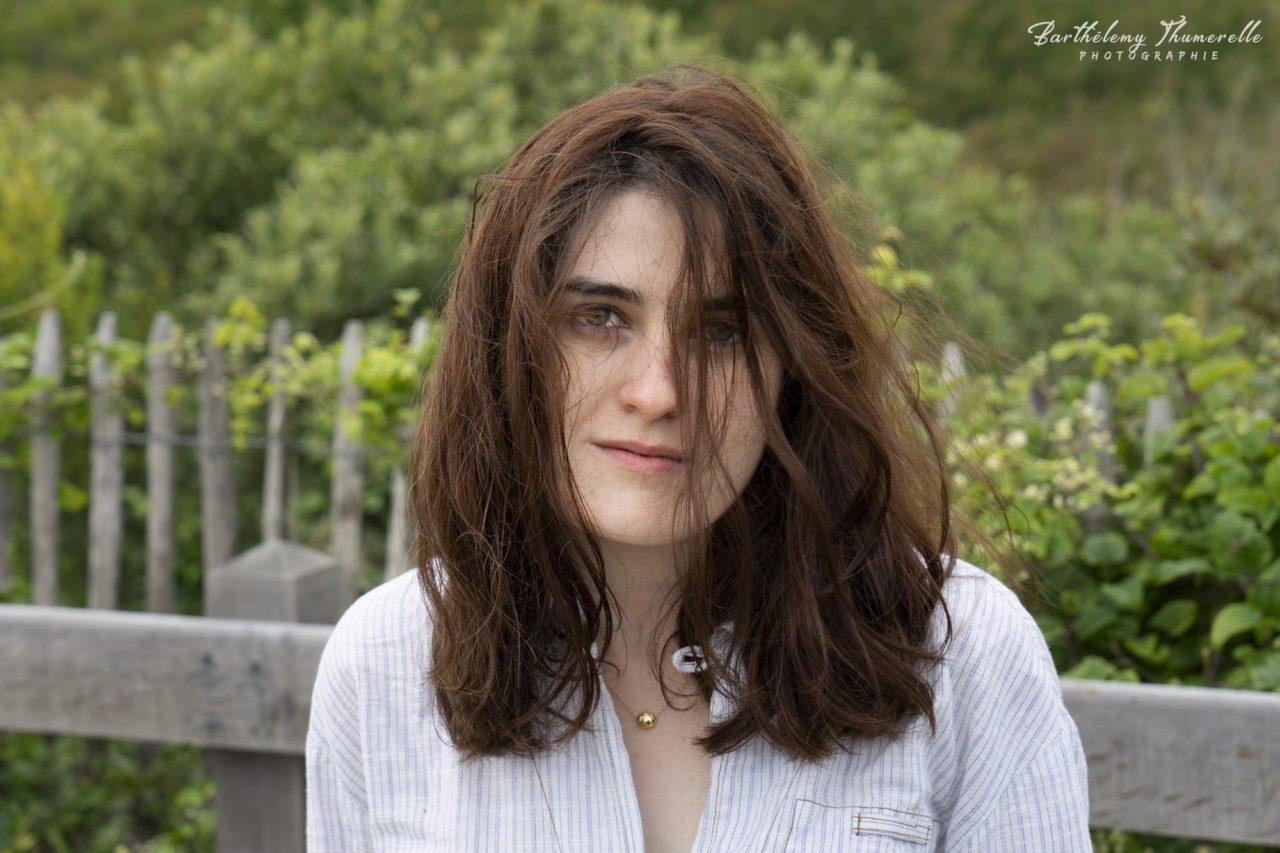 Juliette Mandelbrojt - portrait